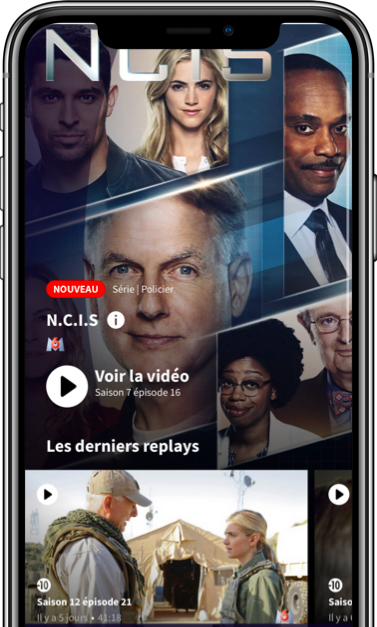 France's largest personalized streaming platform.